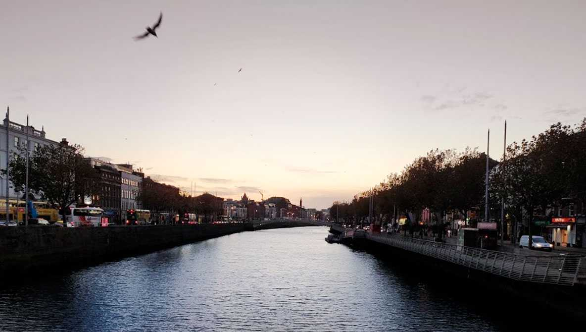 Moving to Dublin and new challenges